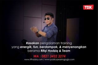 public speaking jogja